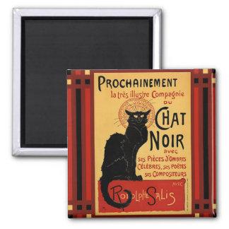 Prochainement Chat Noir Magnet