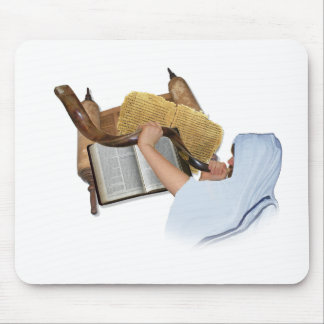 Proclaim the Word of the Lord Mouse Pad