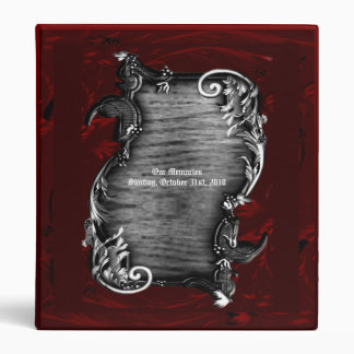 Proclimation Gothic Vampire Photo Album Vinyl Binder