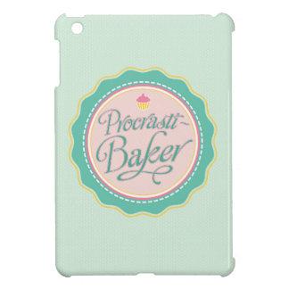 Procrastibaker iPad Mini Cover