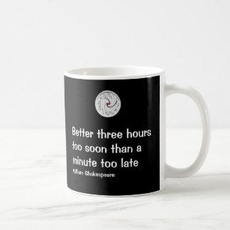 Procrastinator Coffee Mugs