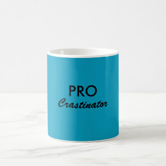 PROcrastinator Funny Coffee Mug