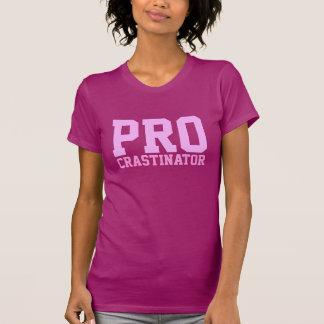 PROCRASTINATOR shirts & jackets