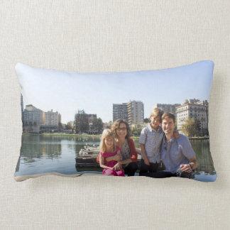 Proctor Family lumbar pillow