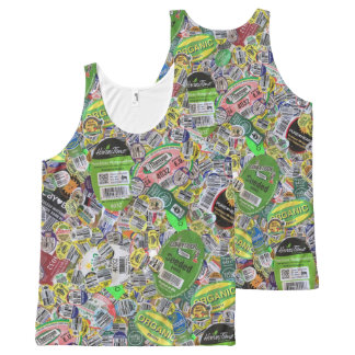 produce sticker shirt