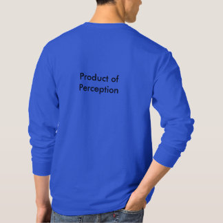 Product of Perception Long Sleeve Eye Set Tee