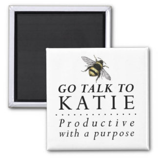Productive With A Purpose Magnet