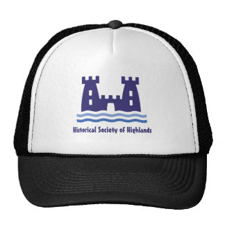 Products Sold By Historical Society of Highlands Trucker Hat