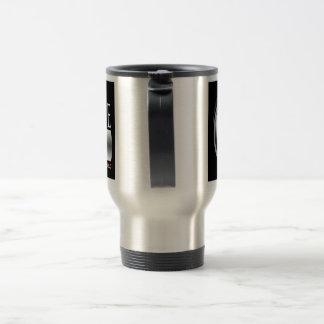 Produit de personnaliser mug de voyage en acier inoxydable