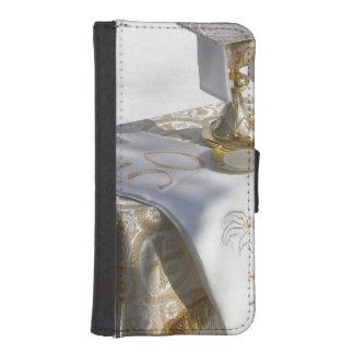 Produit de personnaliser coques avec portefeuille pour iPhone 5