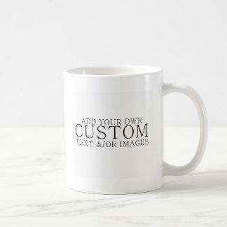 Produit fait sur commande tasses à café