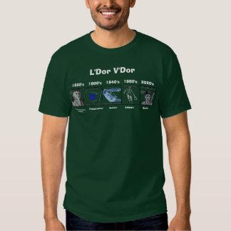 Produit principal, L'Dor V'Dor, 1860's   1900's   Tee-shirts