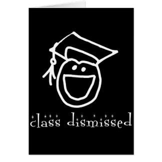 Produits d obtention du diplôme écartés par classe carte de vœux