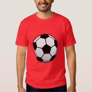 Produits de football de ballon de football tshirts
