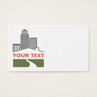 Professional and Expressive Property Related Card