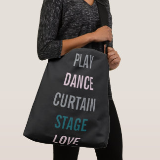 Professional Arts Accessory Rehearsal Tote Bag