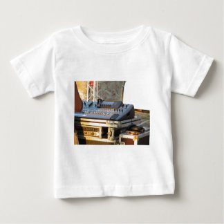 Professional audio mixing console baby T-Shirt