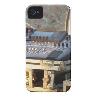 Professional audio mixing console Case-Mate iPhone 4 cases