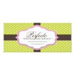 Professional Bakery Boutique Gift Certificate