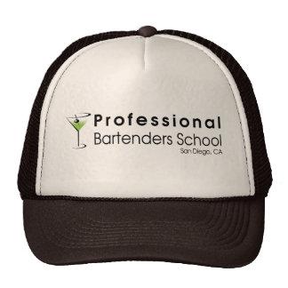 Professional Bartenders School Truckers Hat