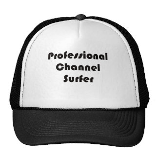 Professional Channel Surfer Mesh Hat