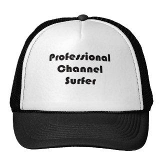 Professional Channel Surfer Trucker Hat