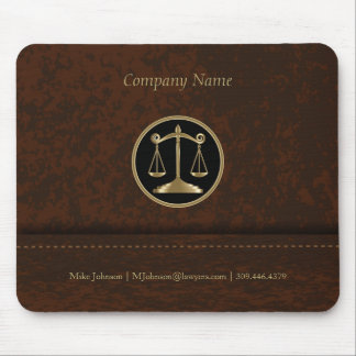 Professional Company Styled | Lawyers Mouse Pad