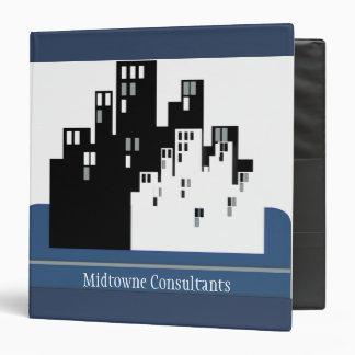 Professional Consultant Custom Personalized Vinyl Binder