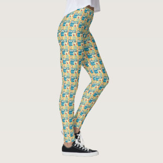Professional Dentist Iconic Designed Leggings