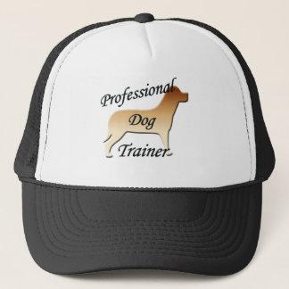 Professional Dog Trainer Trucker Hat