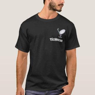 PROFESSIONAL FTA SATELLITE DISH TECHNICIAN T-Shirt