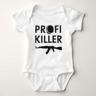 professional killer baby bodysuit