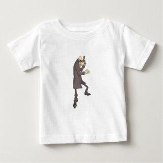 Professional Killer Dangerous Criminal Outlined Baby T-Shirt