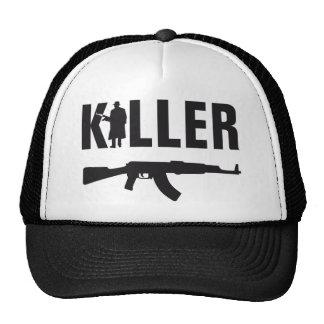 professional killer trucker hat
