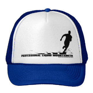 PROFESSIONAL LIQUID MOUNTAINEER v.2 Trucker Hat