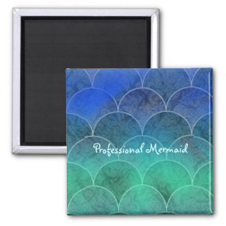 Professional Mermaid Magnet