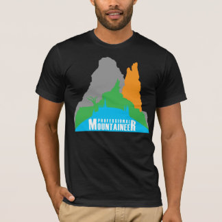 Professional Mountaineer T-Shirt