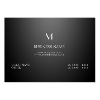 Professional Parisian Elegant Pack Of Chubby Business Cards
