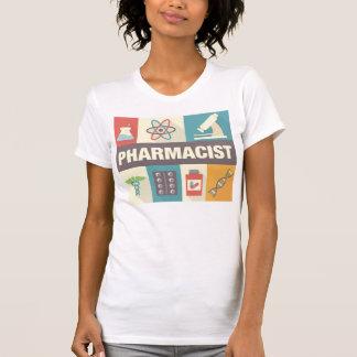 Professional Pharmacist Iconic Designed T-Shirt