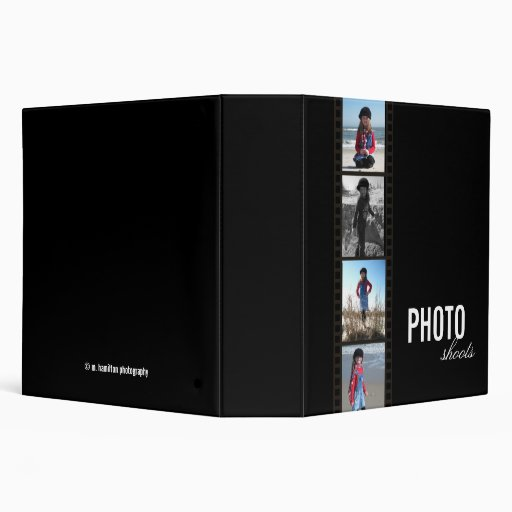 Professional Photographer Portfolio Binder