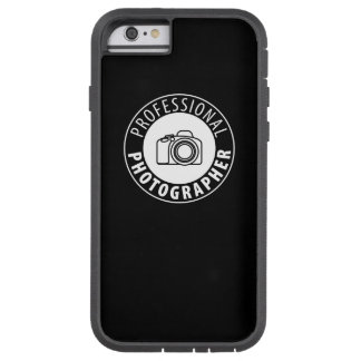 Professional Photographer Theme Tough Xtreme iPhone 6 Case