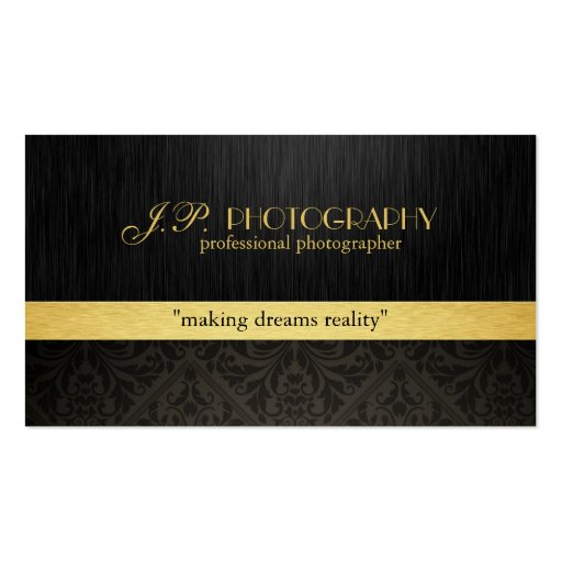 Professional graphy Business cards