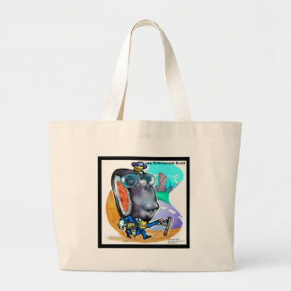 Professional Police Sushi Gifts Cards Tees Etc Jumbo Tote Bag