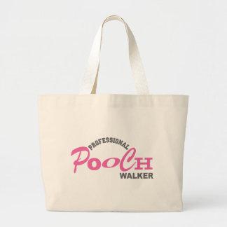Professional Pooch DOG Walker Bag