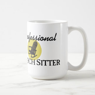 Professional Porch Sitter Coffee Mug
