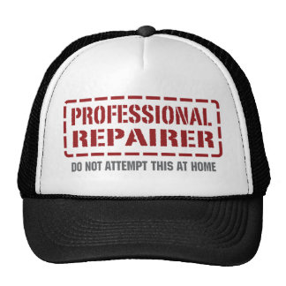 Professional Repairer Hat