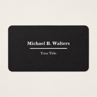 Professional Rounded Corner Businesscards Business Card