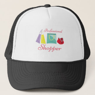 Professional Shopper Trucker Hat