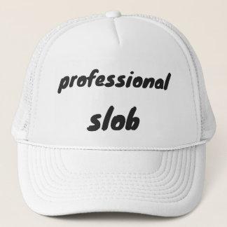 Professional slob trucker hat