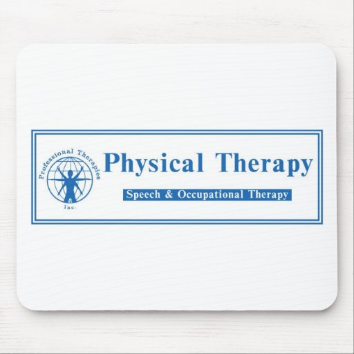 Professional Therapies Inc.  The Sign Mousepads